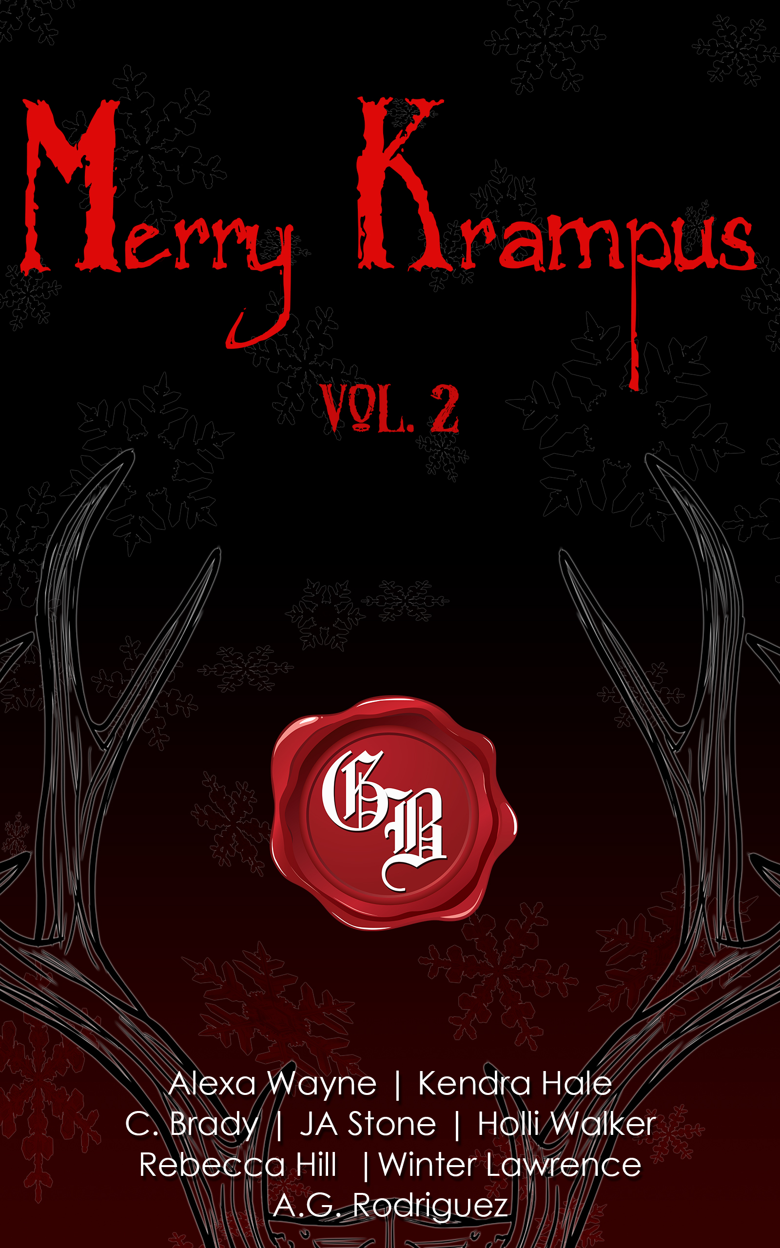 Merry Krampus Vol. 2 by Gothic Bite Magazine