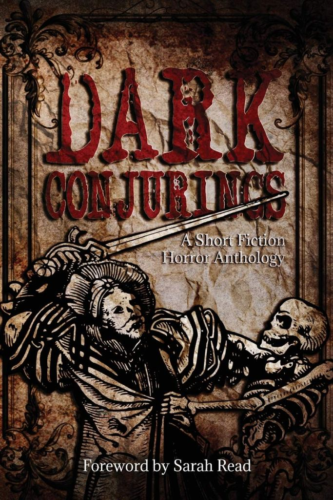 Author Karolyne Cronin — Dark Conjurings