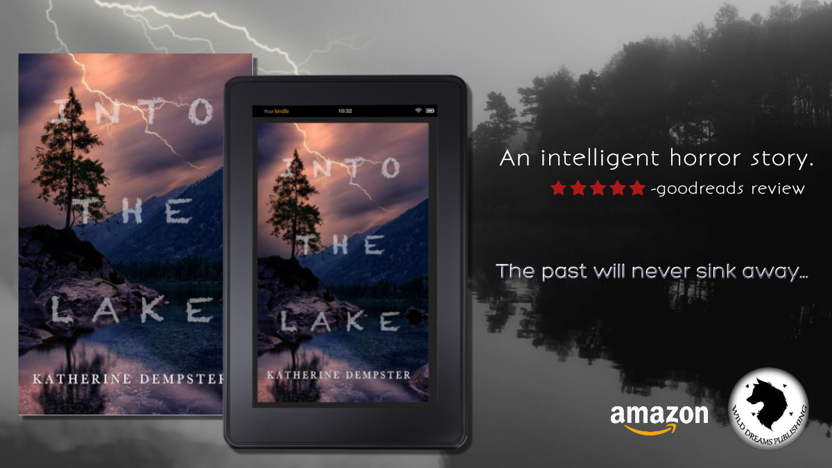 Into the Lake by Katherine Dempster