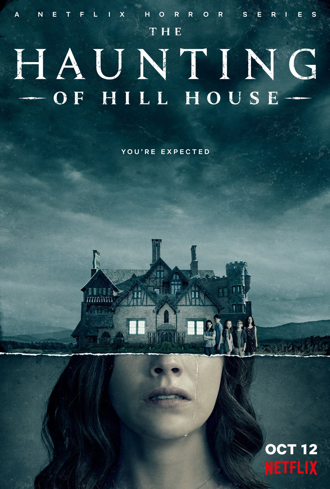 The Haunting of Hill House by Netflix