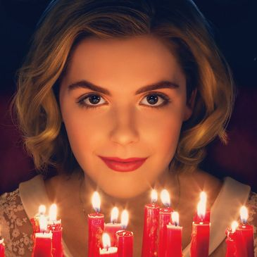 Netflix — The Chilling Adventures of Sabrina