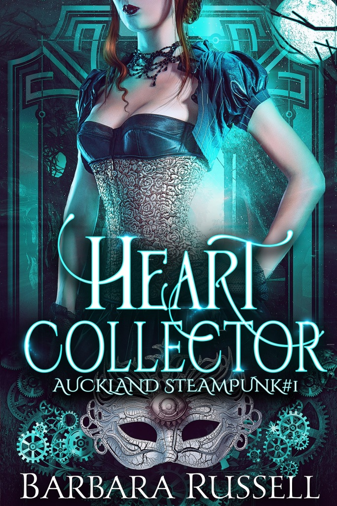 Heart Collector — Auckland Steampunk #1 by Barbara Russell
