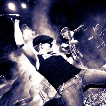 AC/DC — High Voltage — Tribute Band