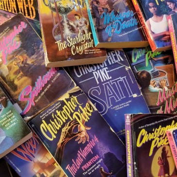 Christopher Pike Author Books