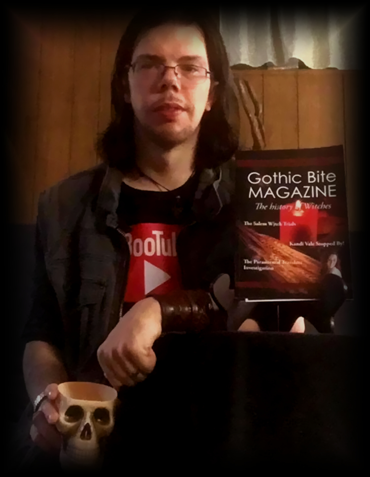 James Vaughan — Gothic Bite Magazine Writer