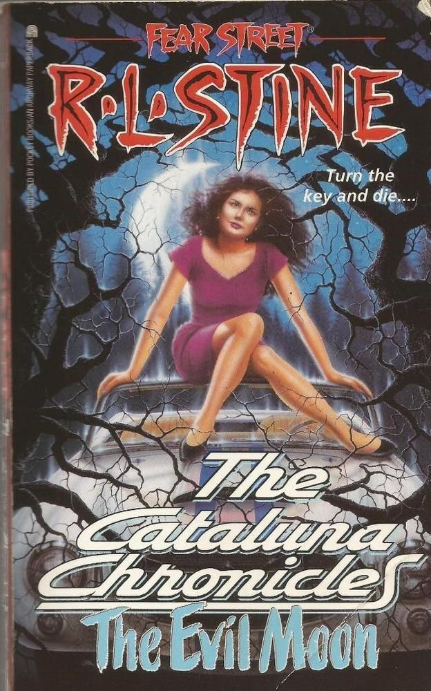 The Cataluna Chronicles — The Evil Moon by R.L. Stine