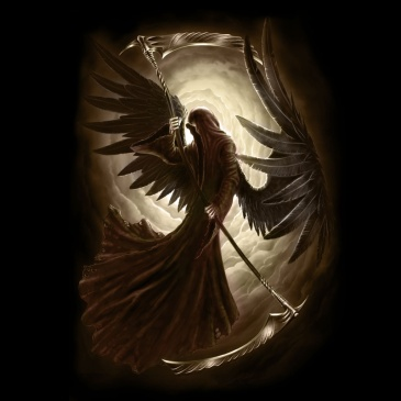 Grim Reaper - Credit to the artist