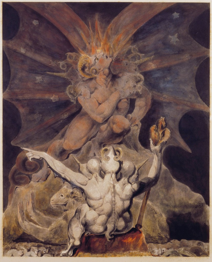 The Number of The Beast — Philadelphia, Rosenbach Museum and Library