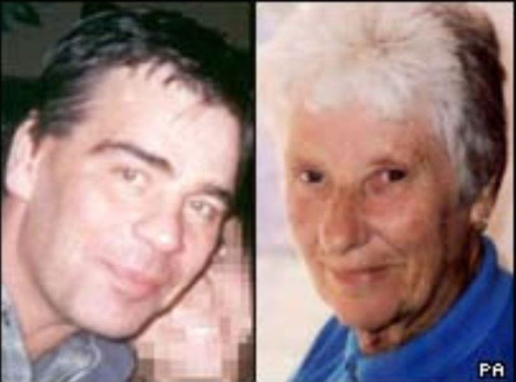 Kevin Molloy and Marie Harding